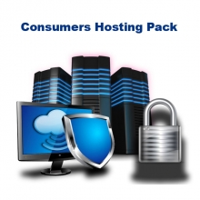Consumers 1.2GB Hosting Pack
