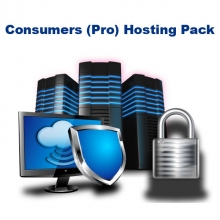Consumers (Pro)  3GB Hosting Pack